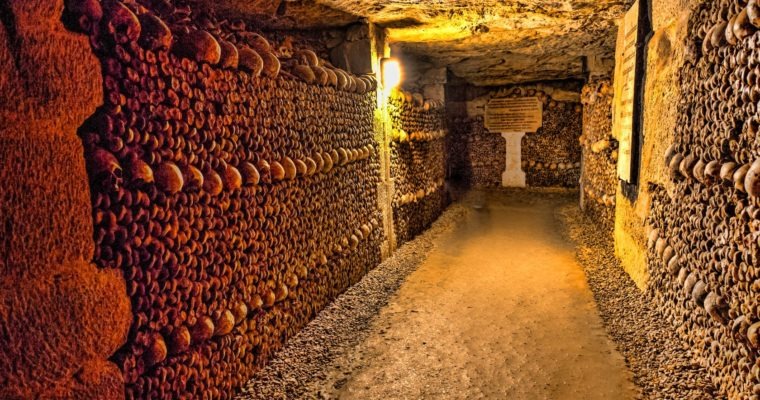 Tales of the Unexpected: Braving the Catacombs in Paris