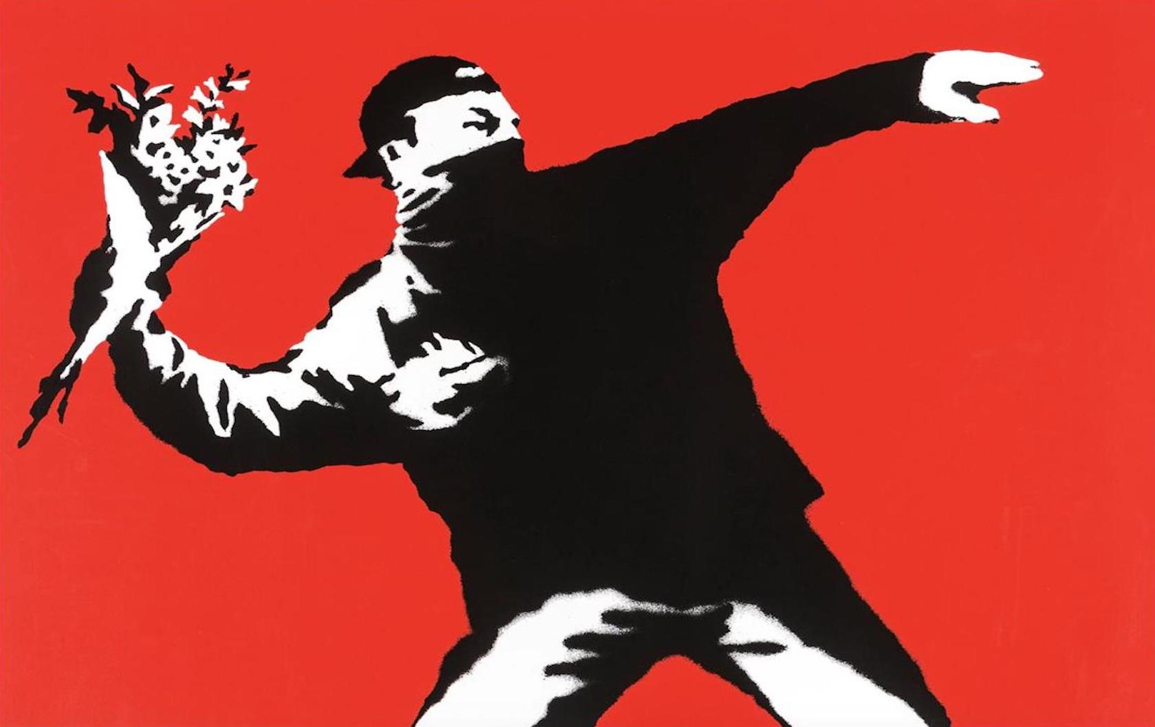 Revealing Banksy's Invisible Superpower at Milan's Mudec Museum
