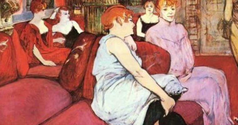 """Liaisons Dangereuses"" : Exploring the Scandalous Side of Paris"