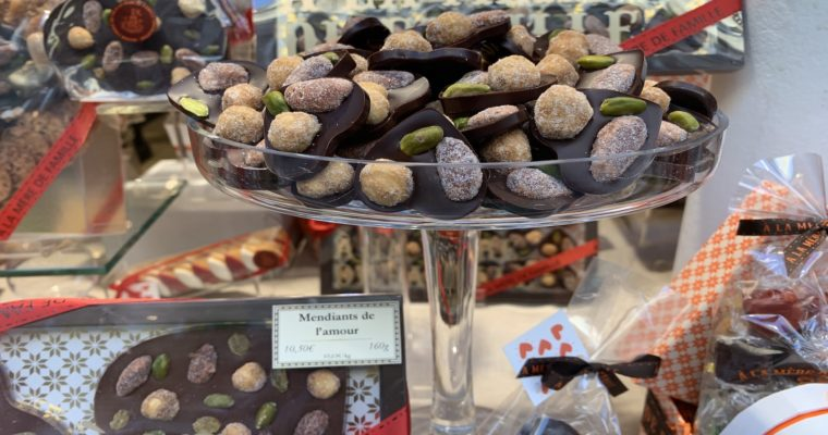 Discovering a Taste of Paris Part 1 – Taking a Walk on the Sweet Side